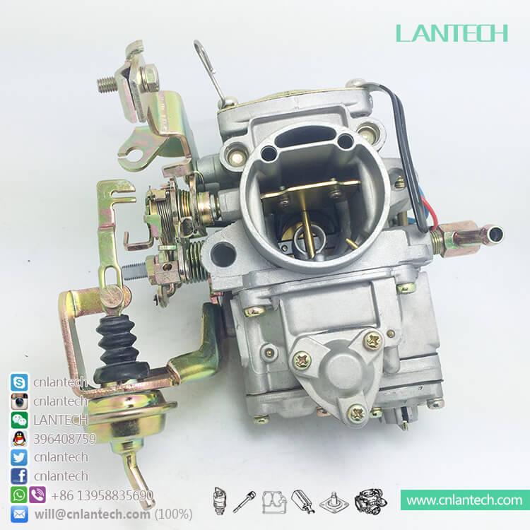 Yamaha Motorcycle Carburetor