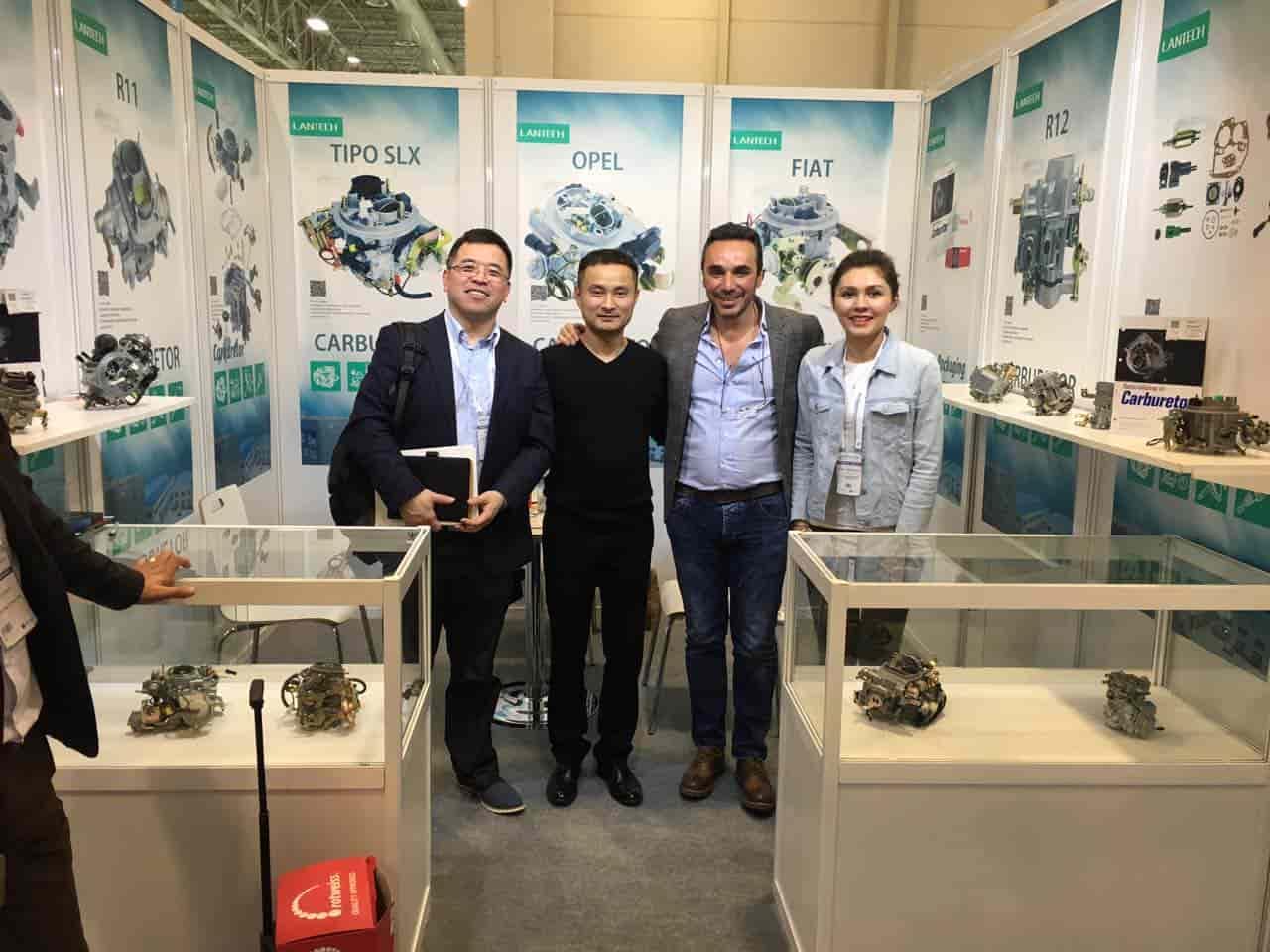 Automechanika Istanbul 2016 Stand No.F142